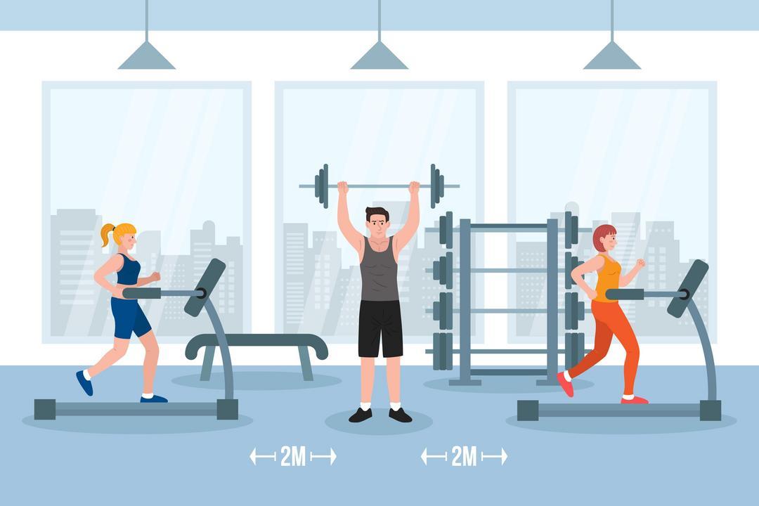 Dicas de segurança para o treino de força