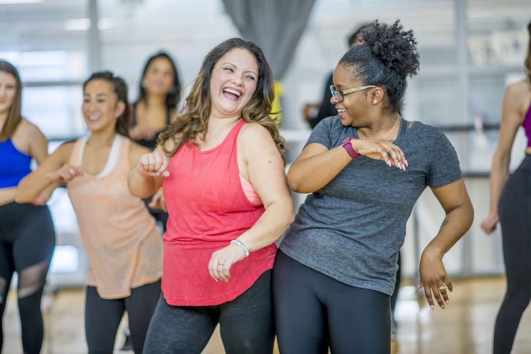 Dança como treinamento físico?