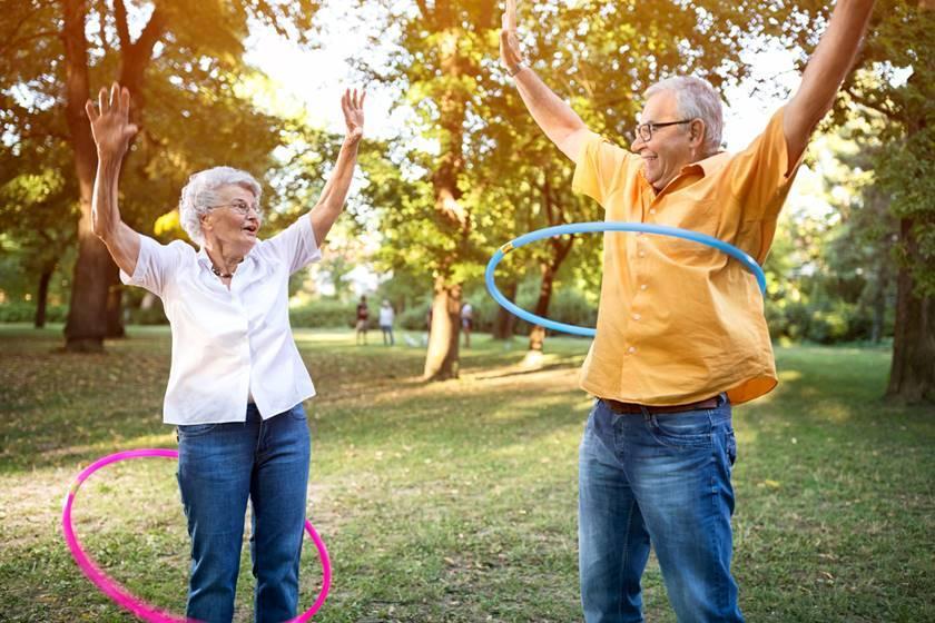 A importância do brincar para a atividade física na 3ª idade