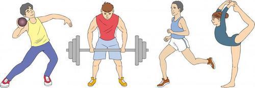 Tenha um corpo equilibrado treinando todas as capacidades físicas