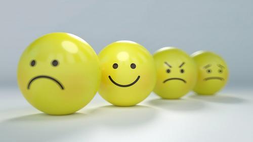 Equilíbrio das emoções