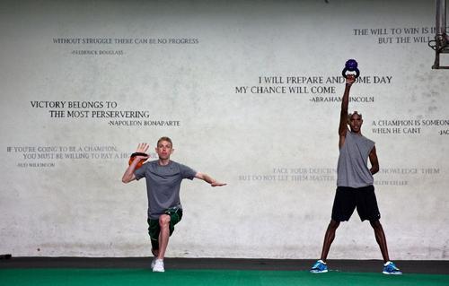 Alunos corredores devem treinar força?