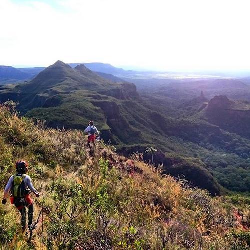 Trekking e corrida em trilha!